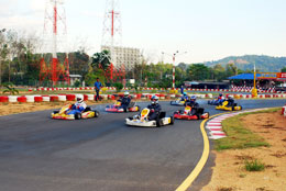 Go Karting in Phuket