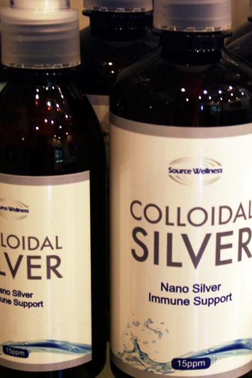 Colloidal silver blog image