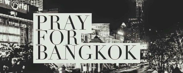 Bomb Blast in Bangkok