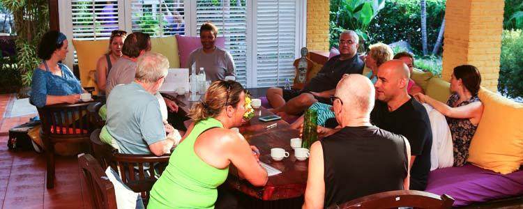 Atmanjai Detox Yoga Wellness retreat in Phuket