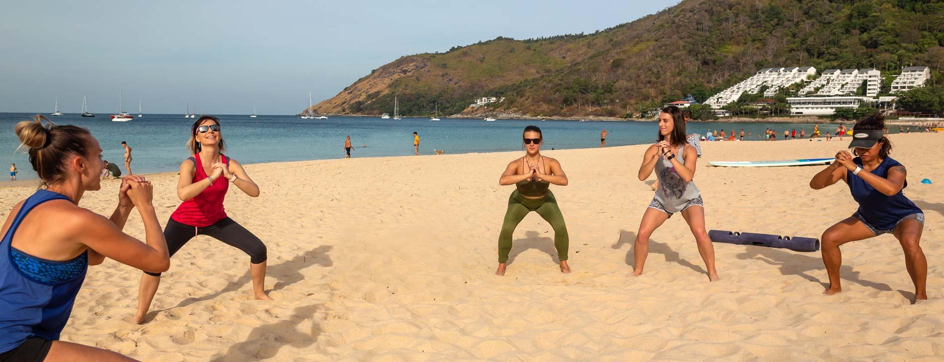 Weight Loss Program at Phuket Islandfor Holiday